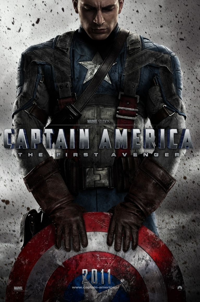 Captain America: The First Avenger poster, © 2011 Universal Pictures