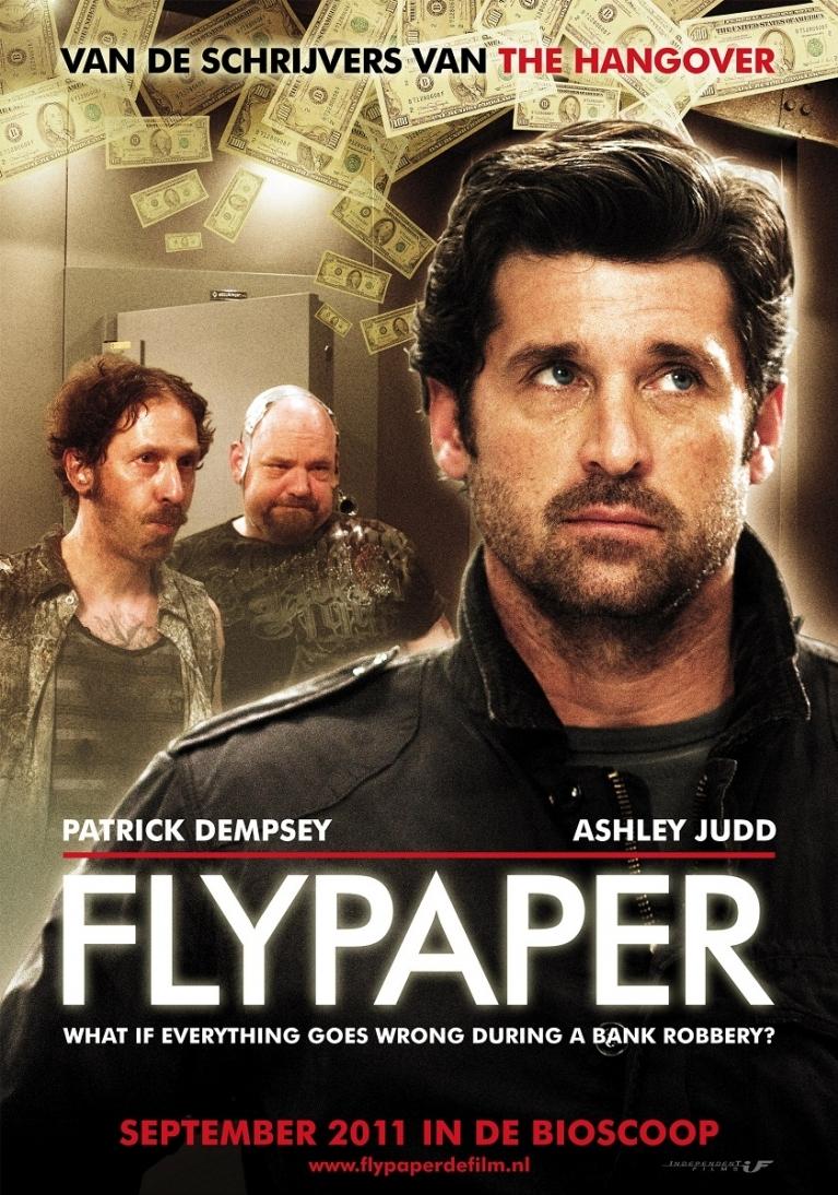Flypaper poster, © 2011 Independent Films
