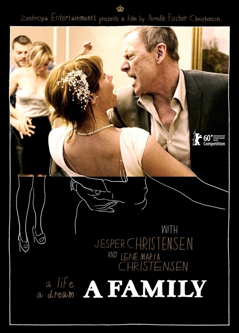 En familie poster, © 2010 Wild Bunch