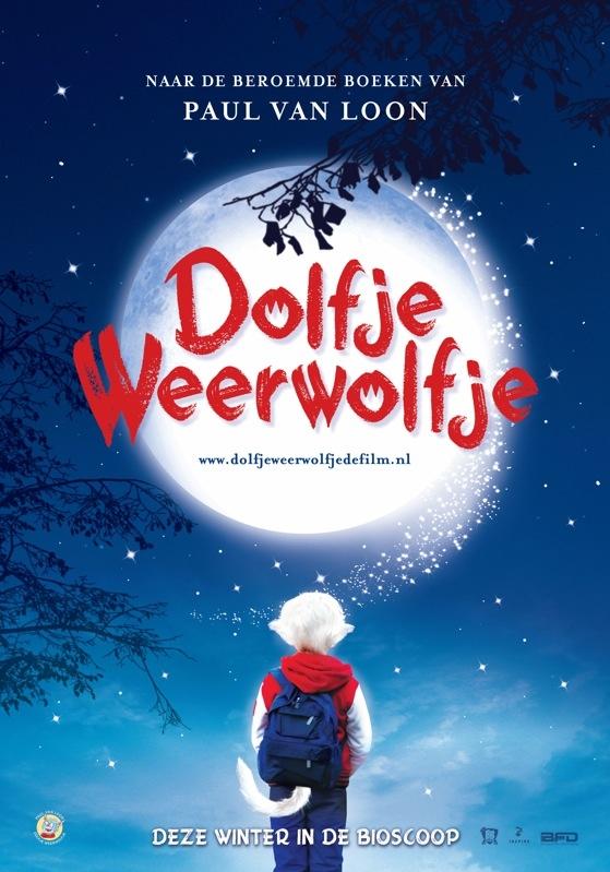 Dolfje Weerwolfje poster, © 2011 Benelux Film Distributors