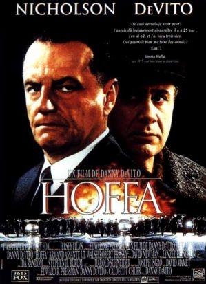 Hoffa poster, copyright in handen van productiestudio en/of distributeur