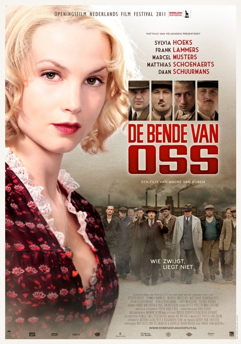 De Bende van Oss poster, © 2011 E1 Entertainment Benelux