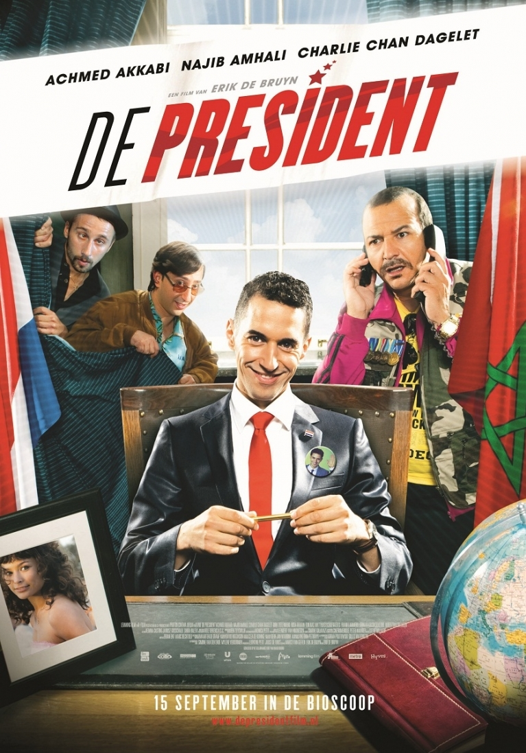 De president poster, © 2011 A-Film Distribution