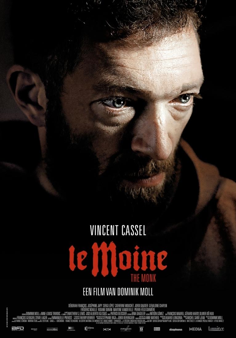 Le moine poster, © 2011 Benelux Film Distributors