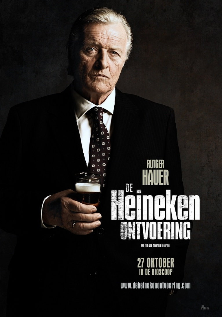 De Heineken ontvoering poster, © 2011 A-Film Distribution