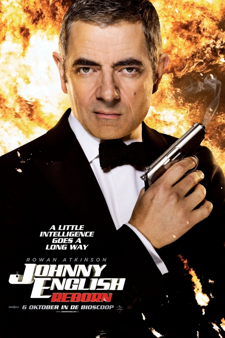Johnny English Reborn poster, © 2011 Universal Pictures International