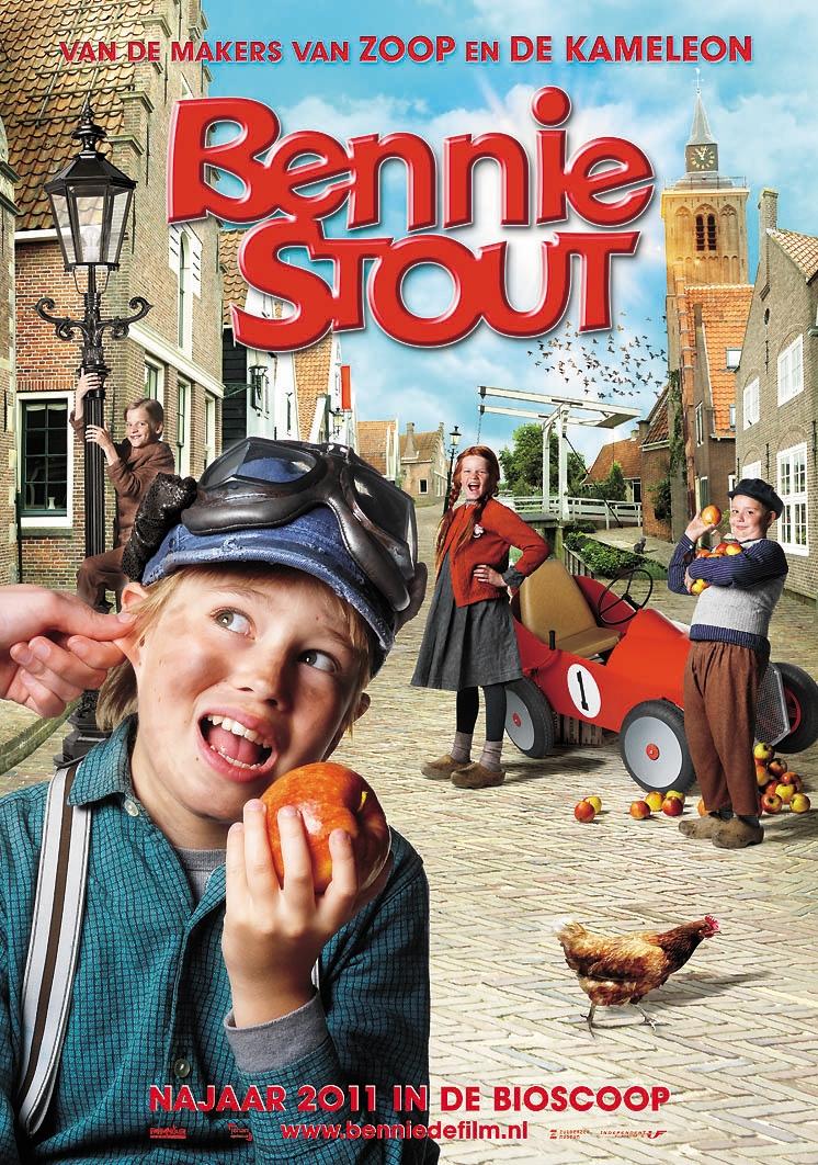 Bennie Stout: de grote film van Sinterklaas poster, © 2011 Independent Films