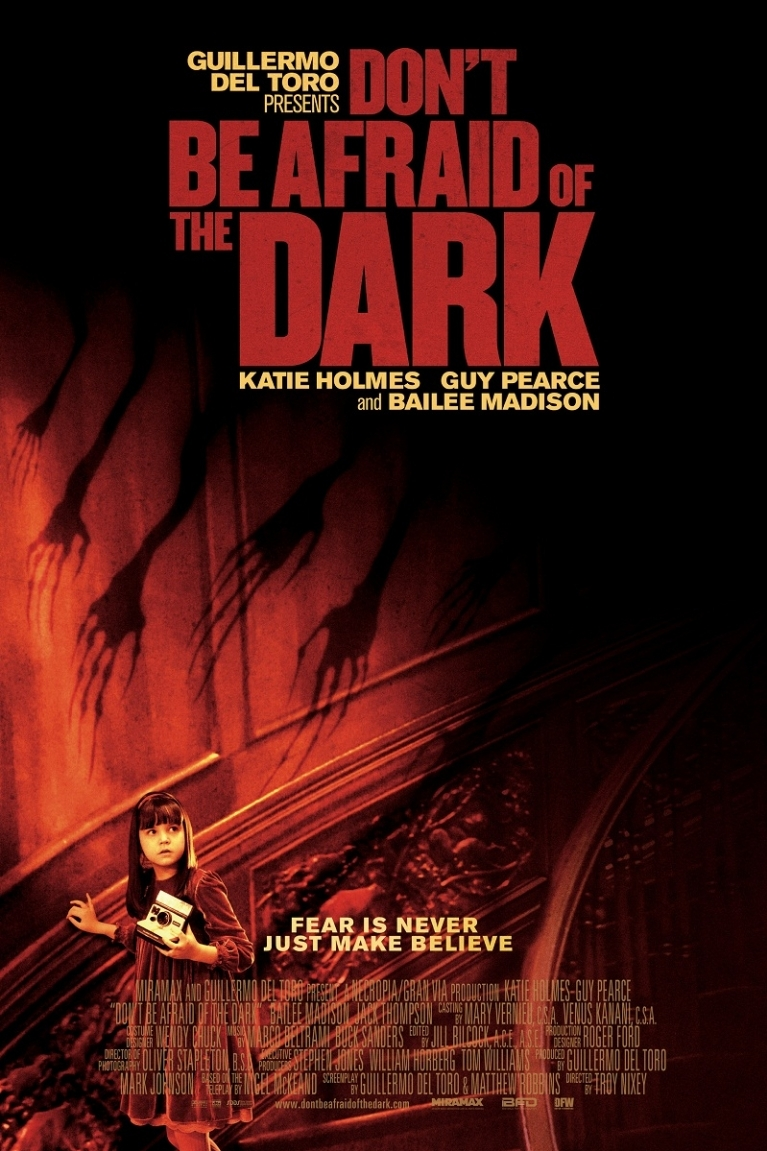 Don't Be Afraid of the Dark poster, © 2010 Benelux Film Distributors