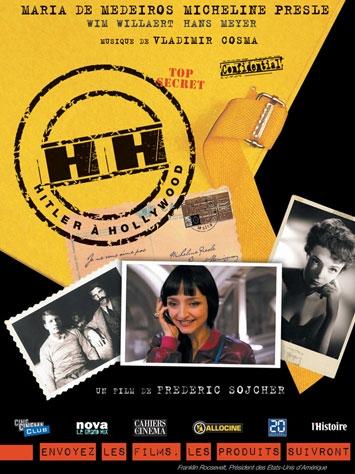 HH, Hitler à Hollywood poster, copyright in handen van productiestudio en/of distributeur