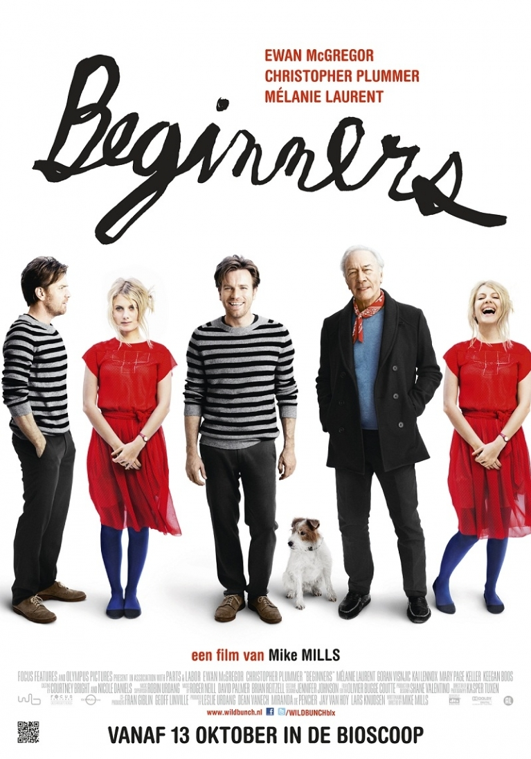Beginners poster, © 2010 Wild Bunch