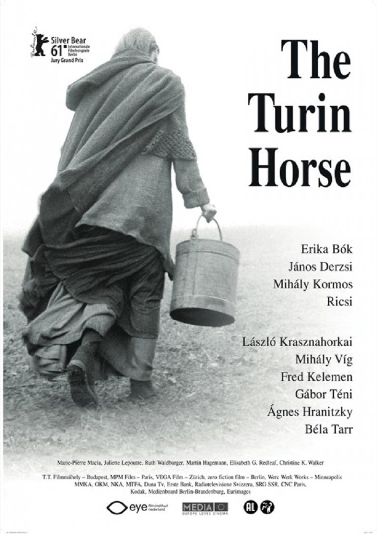 A torinói ló poster, © 2011 Eye Film Instituut
