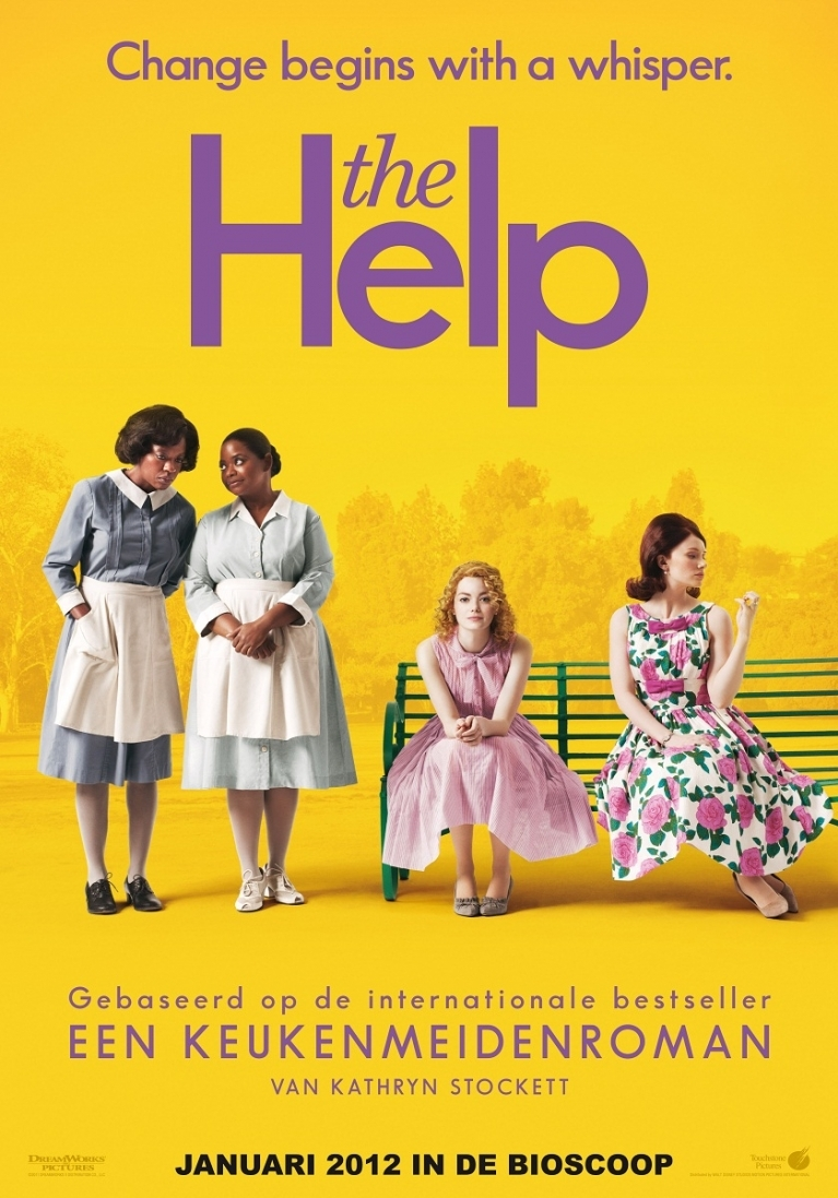 The Help poster, © 2011 Walt Disney Pictures