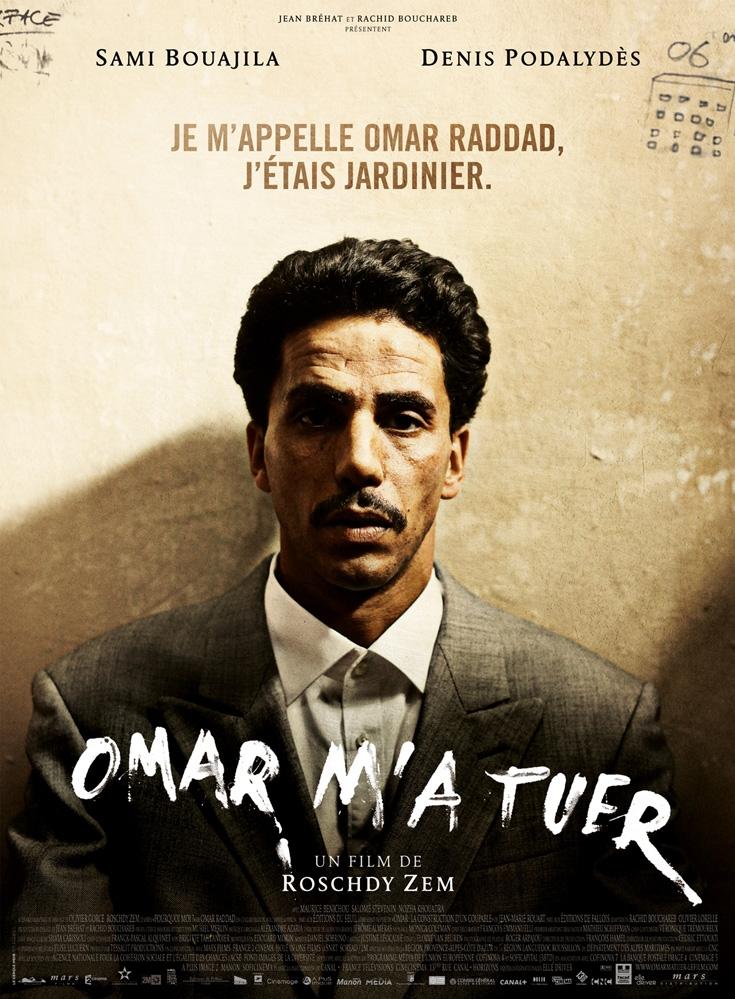 Omar m'a tuer poster, © 2011 Lumière