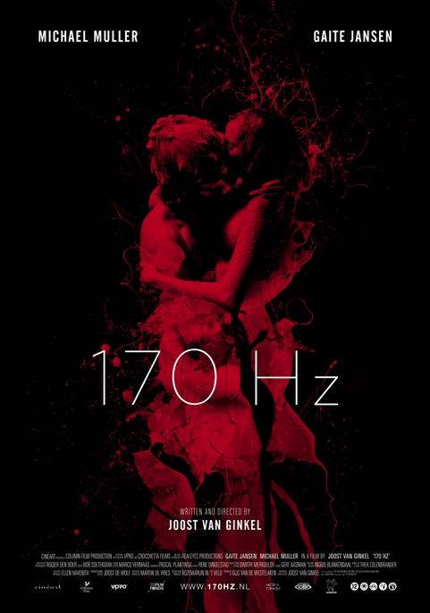 170 Hz poster, © 2011 Cinéart