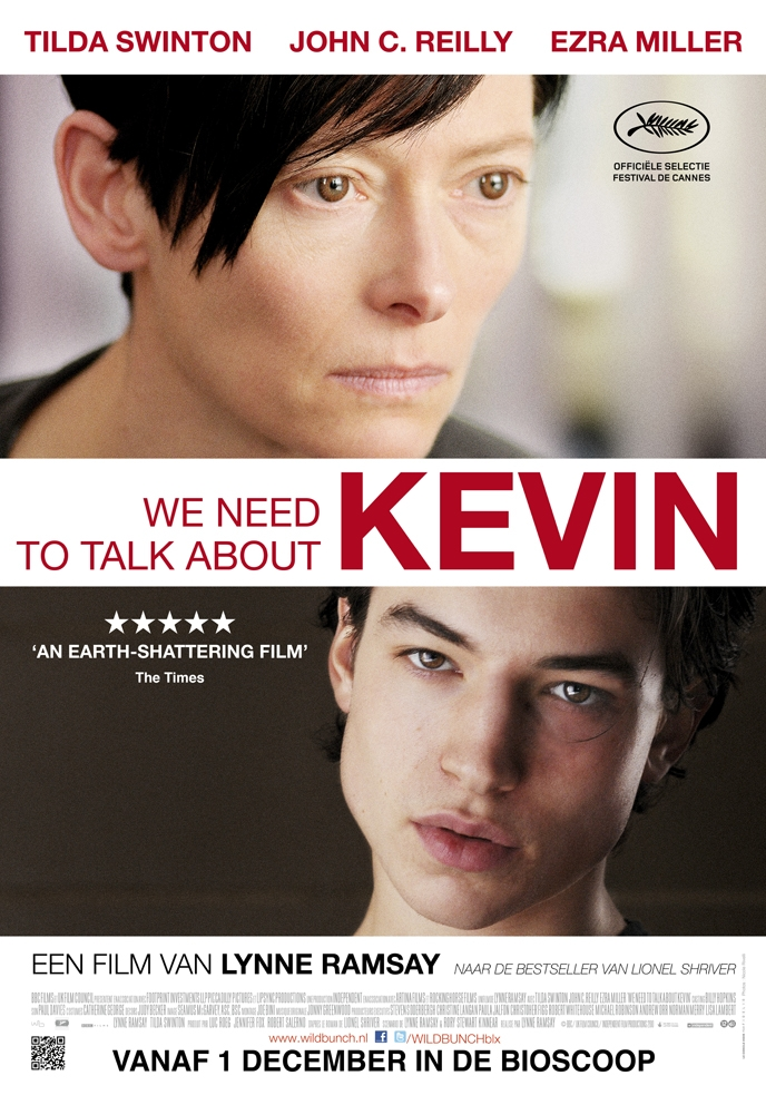 We Need to Talk About Kevin poster, © 2011 Wild Bunch
