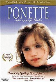 Poster 'Ponette' (c) 1996 RCV