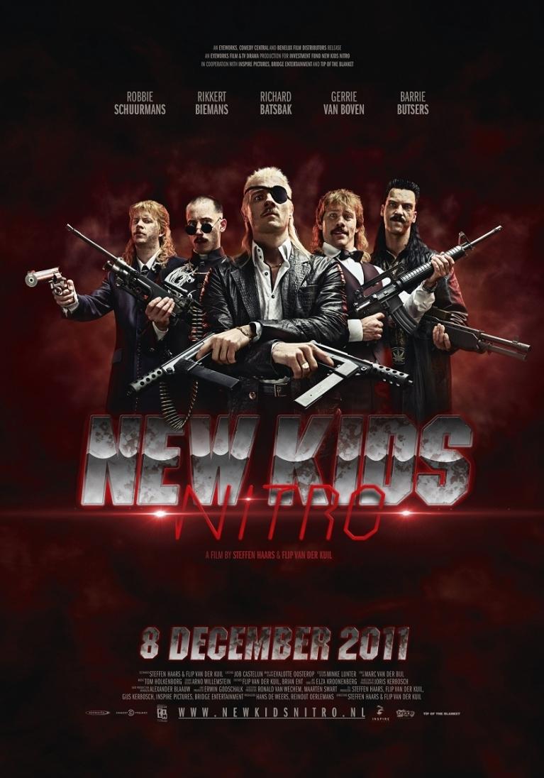 New Kids Nitro poster, © 2011 Benelux Film Distributors