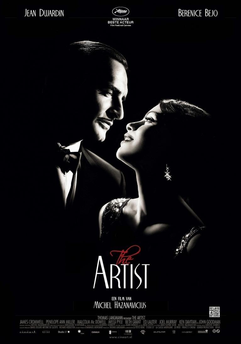 The Artist poster, © 2011 Cinéart