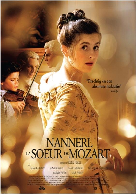 Nannerl, la soeur de Mozart poster, © 2010 Arti Film