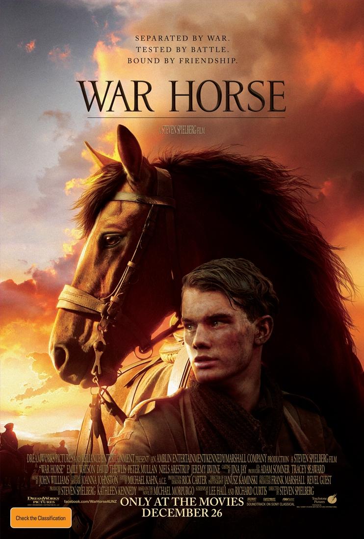 War Horse poster, © 2011 Walt Disney Pictures