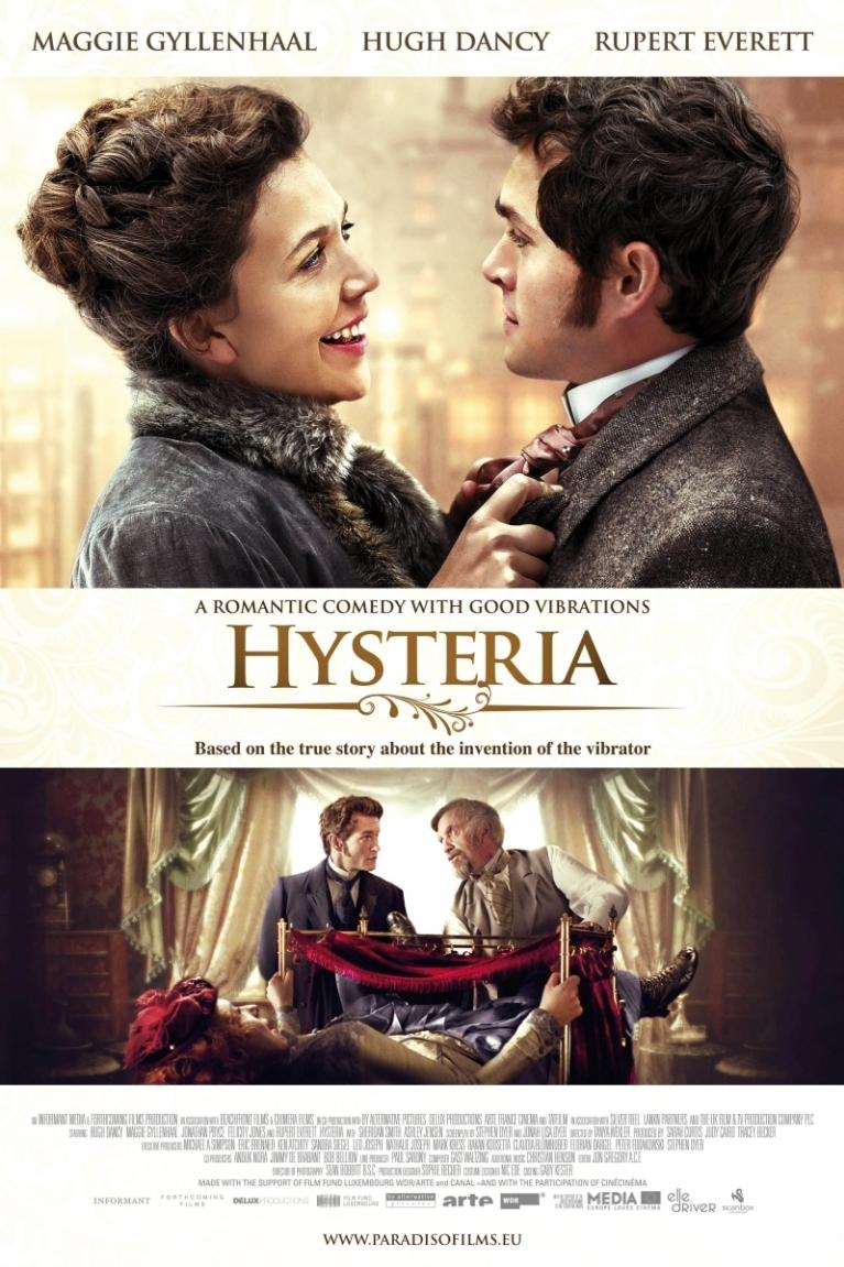 Hysteria poster, © 2011 Paradiso