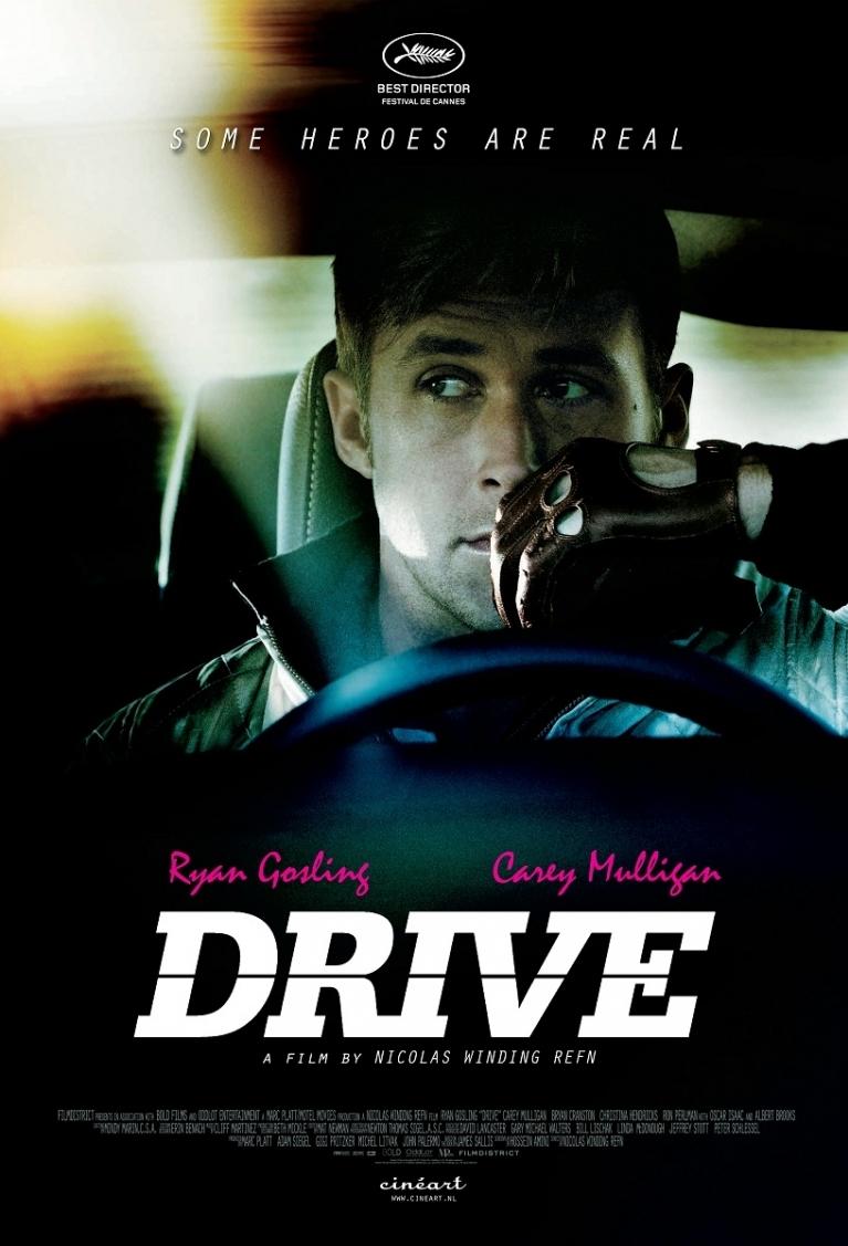 Drive poster, © 2011 Cinéart
