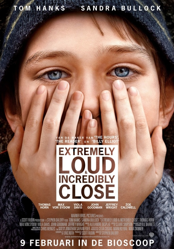 Extremely Loud and Incredibly Close poster, © 2011 Warner Bros.