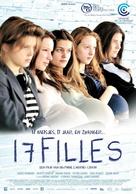 17 filles poster, © 2011 Lumière