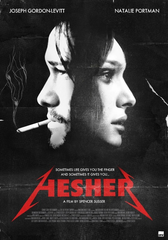 Hesher poster, © 2010 Dutch FilmWorks