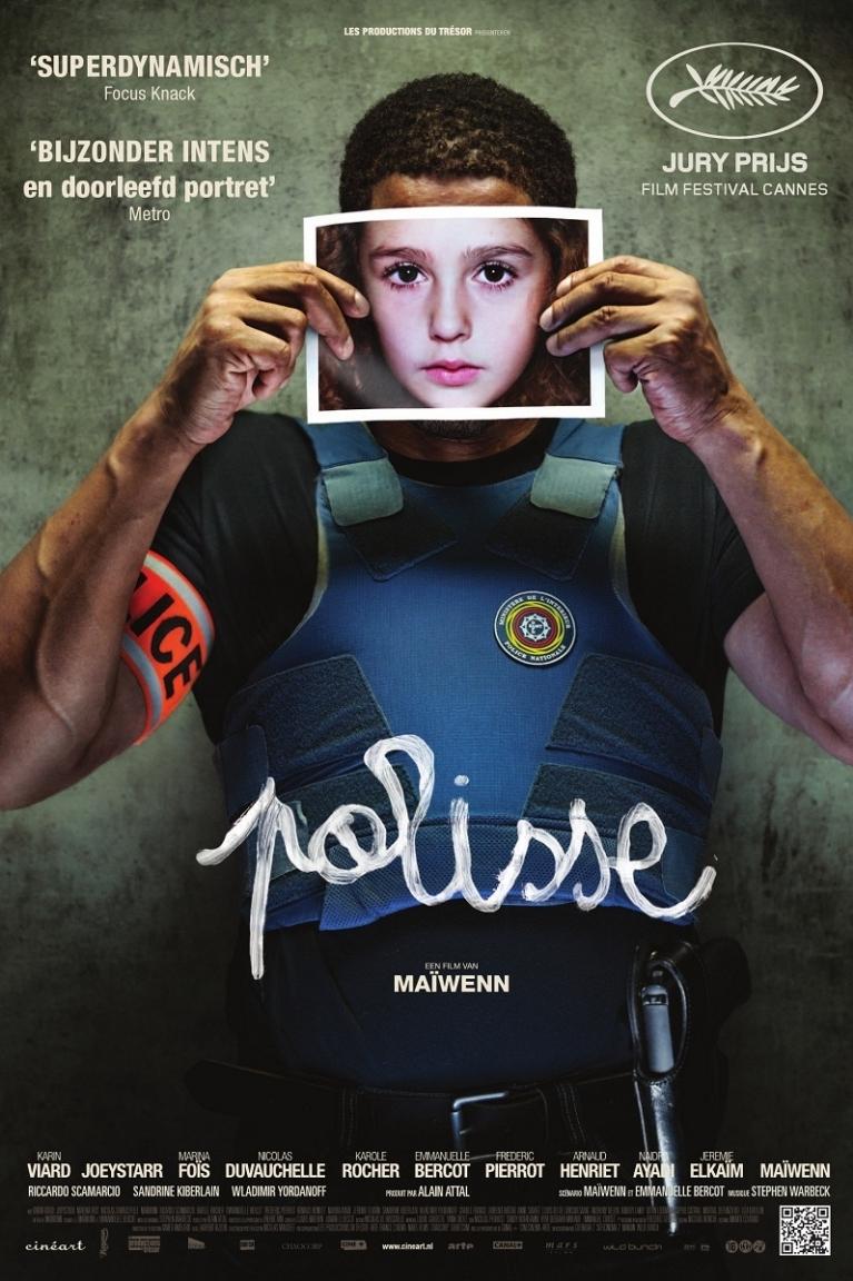 Polisse poster, © 2011 Cinéart