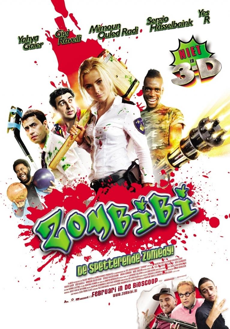 Zombibi poster, © 2012 A-Film Distribution