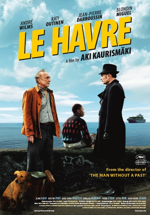 Le Havre poster, © 2011 A-Film Distribution