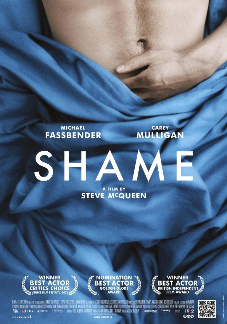 Shame poster, © 2011 Cinéart