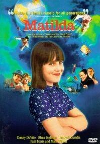 Poster 'Matilda' (c) 1996 Sony Movies