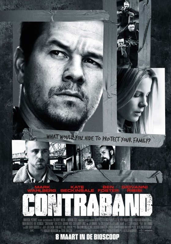 Contraband poster, © 2012 Universal Pictures International