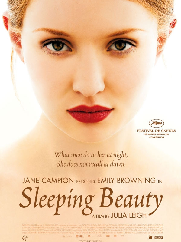Sleeping Beauty poster, © 2011 Wild Bunch