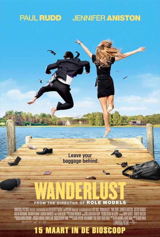 Wanderlust poster, © 2012 Universal Pictures International