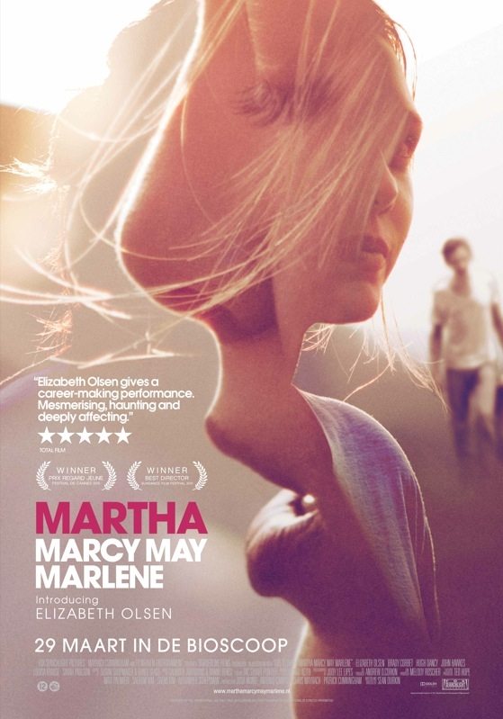 Martha Marcy May Marlene poster, © 2011 20th Century Fox