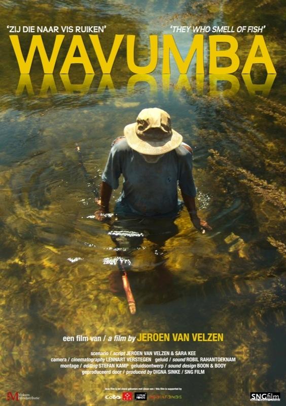 Wavumba poster, © 2012 Amstelfilm