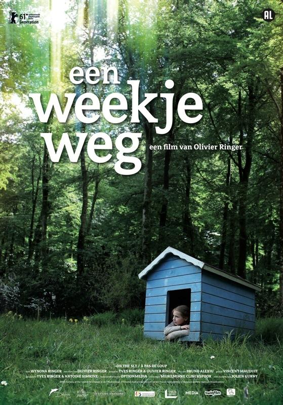 Een Weekje Weg (NL) poster, © 2011 Twin Film
