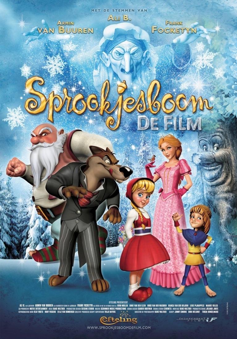 Sprookjesboom de film poster, © 2012 Independent Films