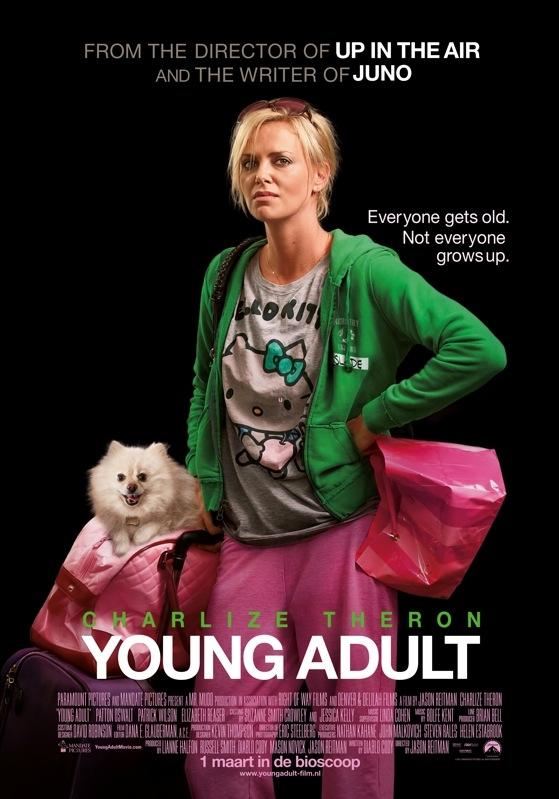 Young Adult poster, © 2011 Paramount Pictures