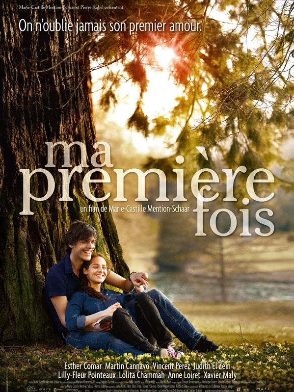 Ma première fois poster, copyright in handen van productiestudio en/of distributeur