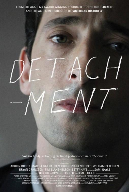 Detachment poster, © 2011 Wild Bunch