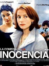Spaanse poster 'Comédie de l'innocence' © 2001 cartelia.net