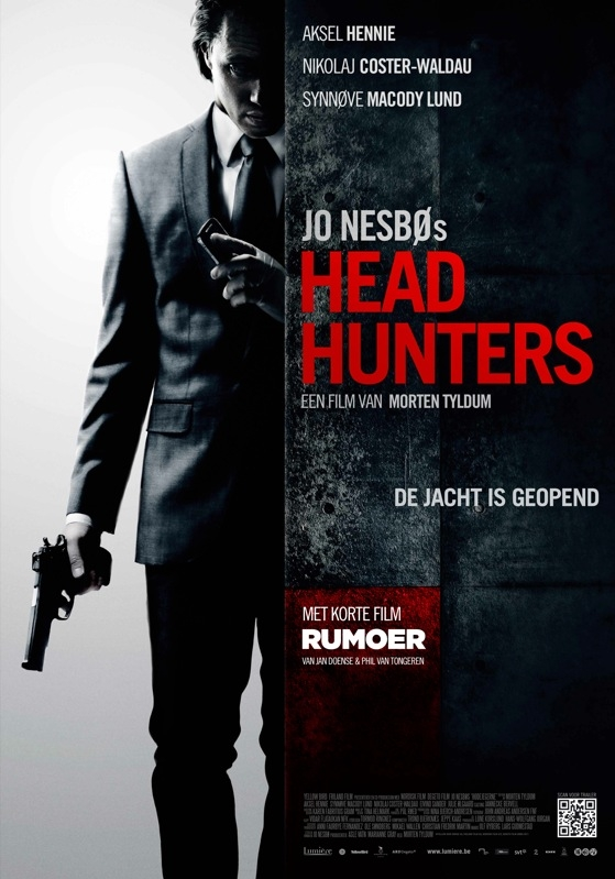 Headhunters poster, © 2011 Lumière