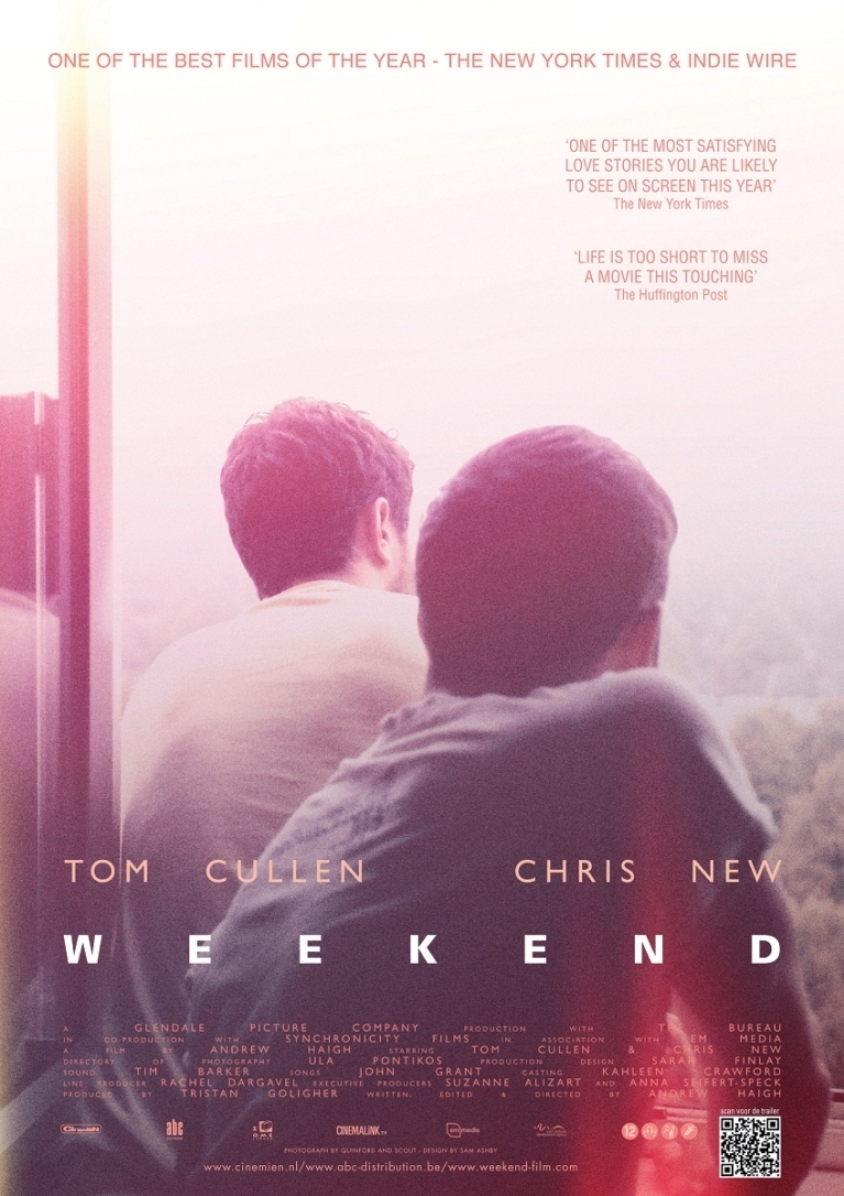 Weekend poster, © 2011 Cinemien