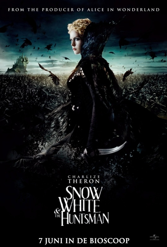Snow White and the Huntsman poster, © 2012 Universal Pictures International