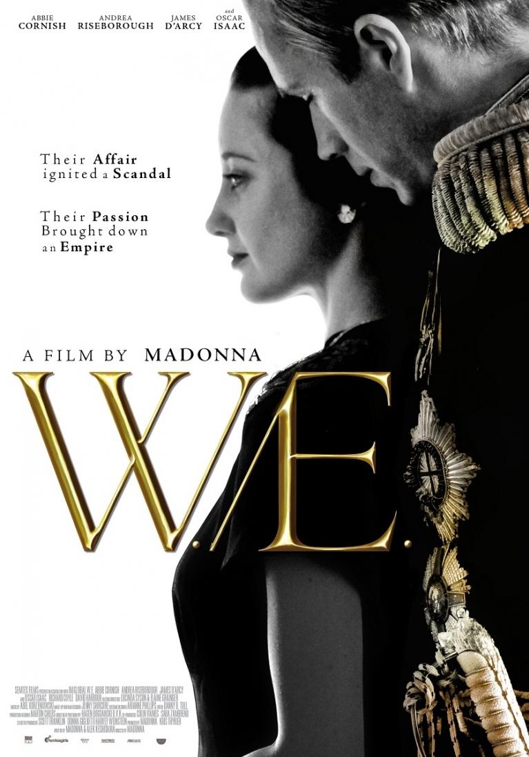 W.E poster, © 2011 Dutch FilmWorks