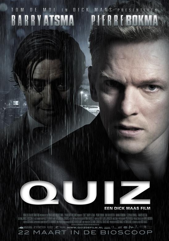 Quiz poster, © 2012 Benelux Film Distributors